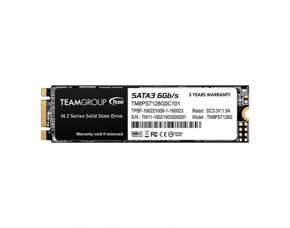 Teamgroup  SSD 128GB M.2   TM8PS7128G0C101
