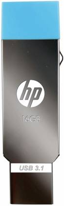 HP PENDRIVE 16GB 3.0 OTG  X302M