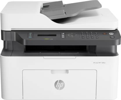 Hp Laser Jet Printer MFP 138FNW