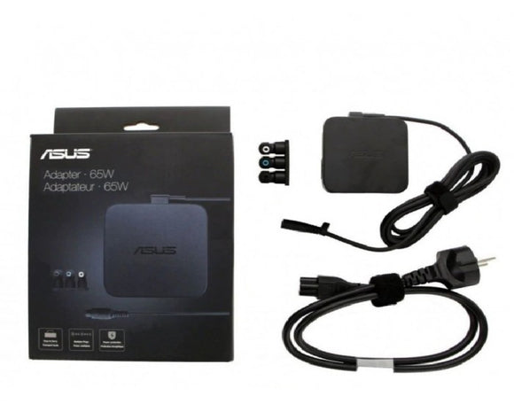 Asus Laptop Adaptor ADP-65GD D          65W 19V / 3.42A WITH 4MM 4.5MM  5.5MM PIN
