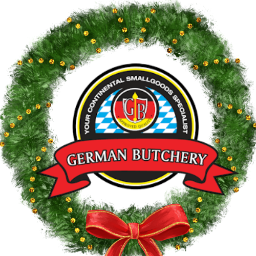 German Butchery Christmas