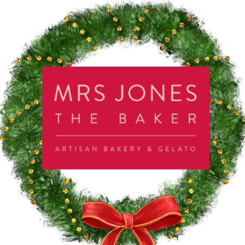 Mrs Jones the Baker Christmas