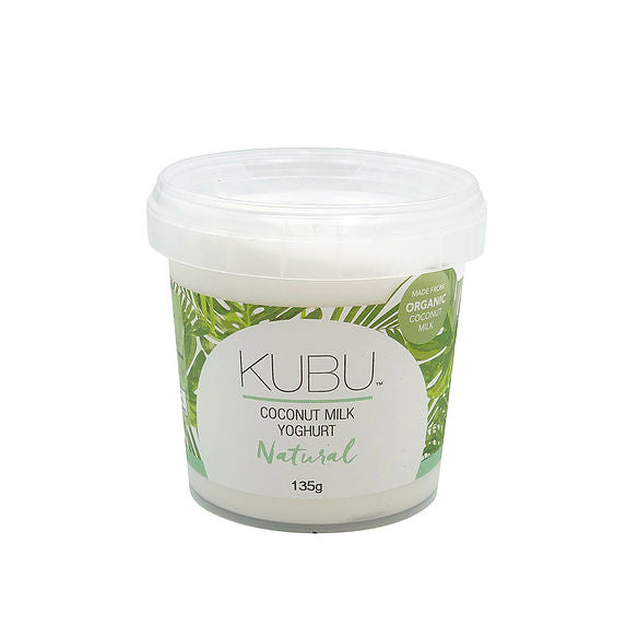 135g KUBU Coconut Yoghurt Natural