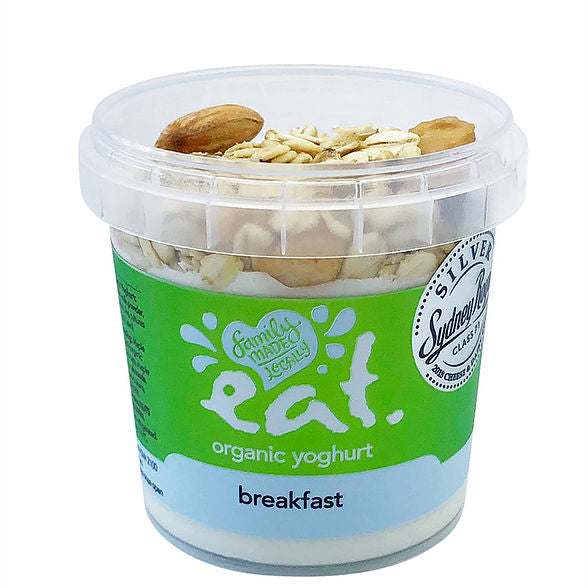 250g Eat Organic Yoghurt Breakfast (Maple Muesli)