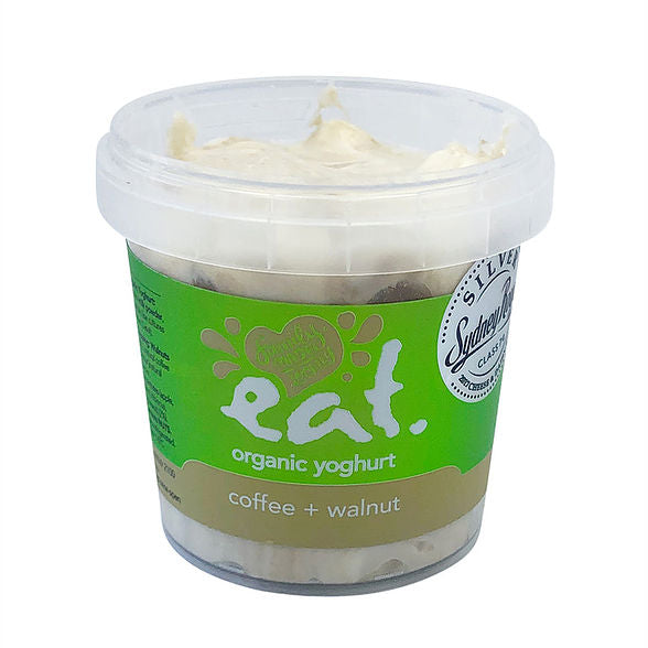 550g Eat Organic Yoghurt Coffee + Walnut
