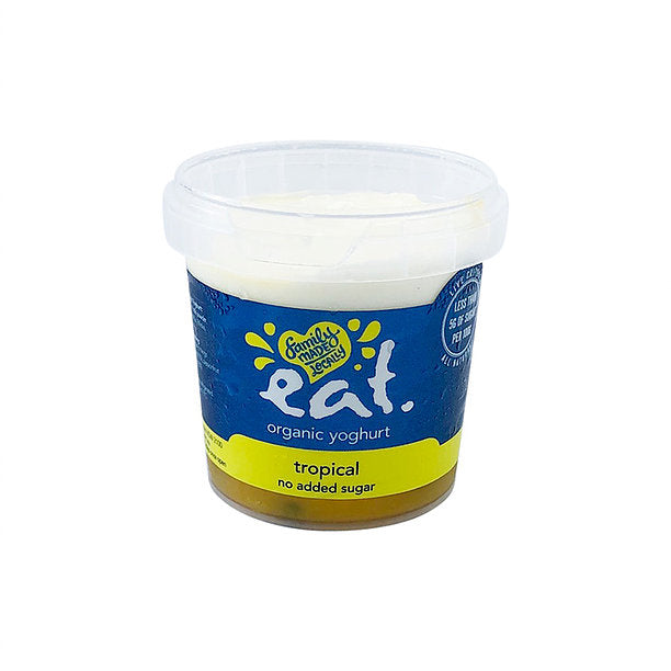 350g Eat Organic NAS Yoghurt Tropical