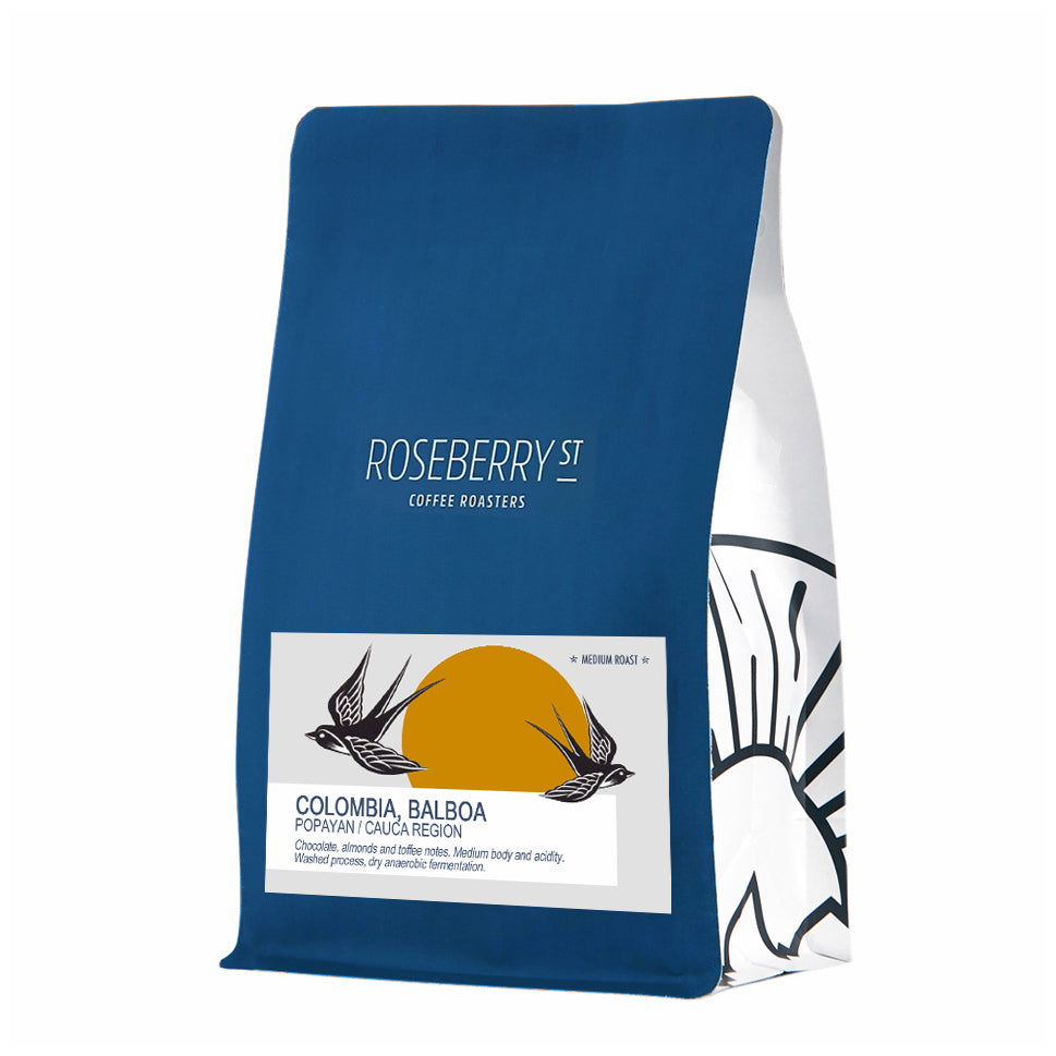 Colombian, Balboa - 250g (Ground Beans)