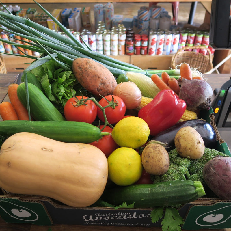 Organic Veggie Box - Large