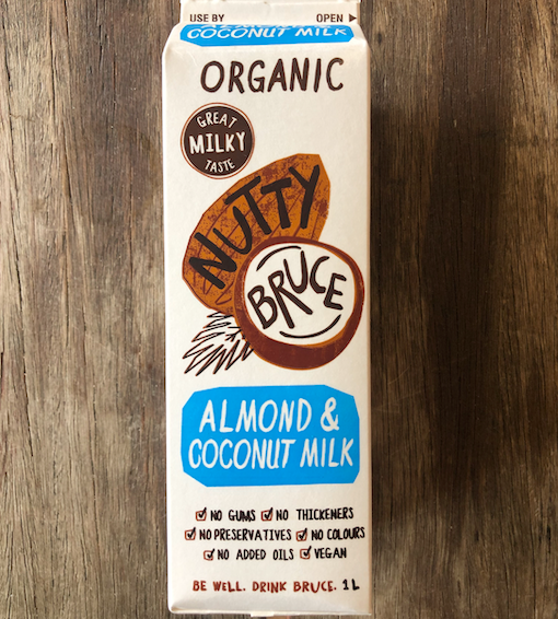 Nutty Bruce Coconut Milk (1 Litre)