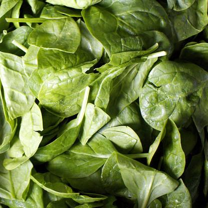 Baby Spinach Leaves (200g)