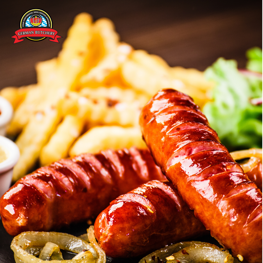 Cheese Kransky (4 Sausages) - 400g