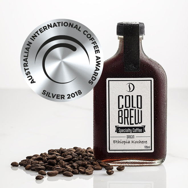 Danes Cold Brew - Single Origin - 170ml