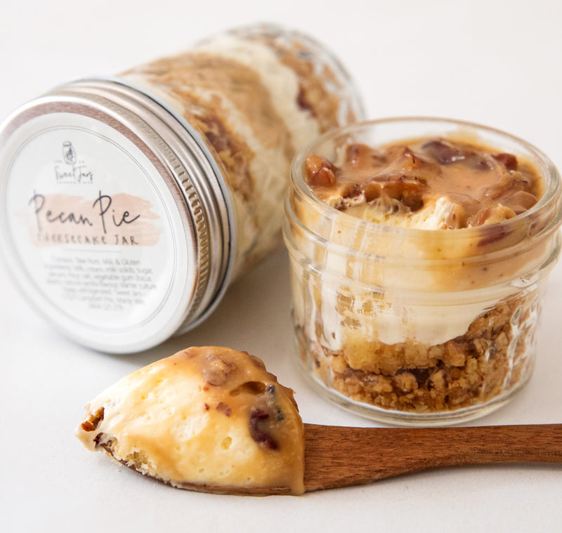 Pecan Pie Cheesecake Jar - 110g