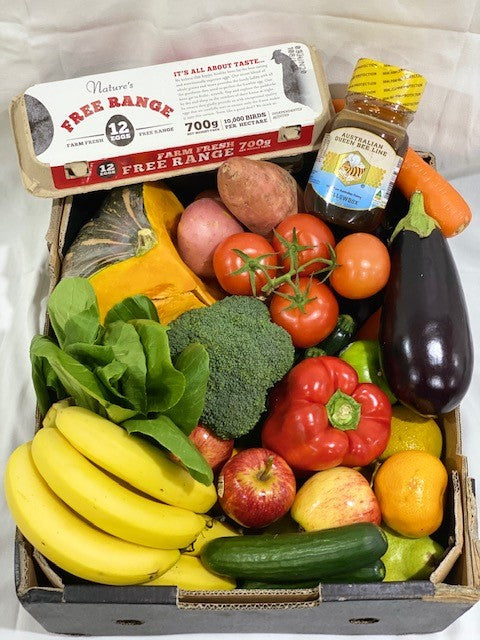 Fruit & Veg Box Plus