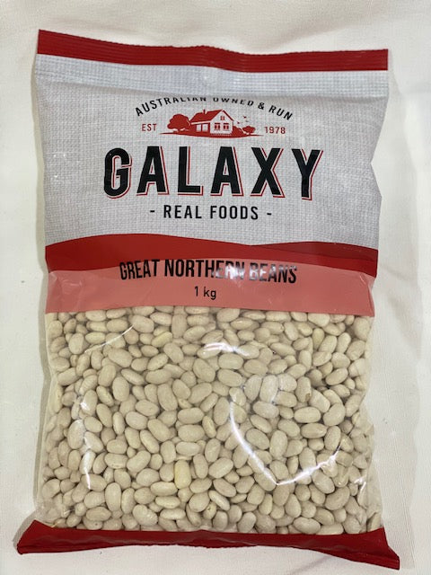 Galaxy Great Northern Beans 1kg