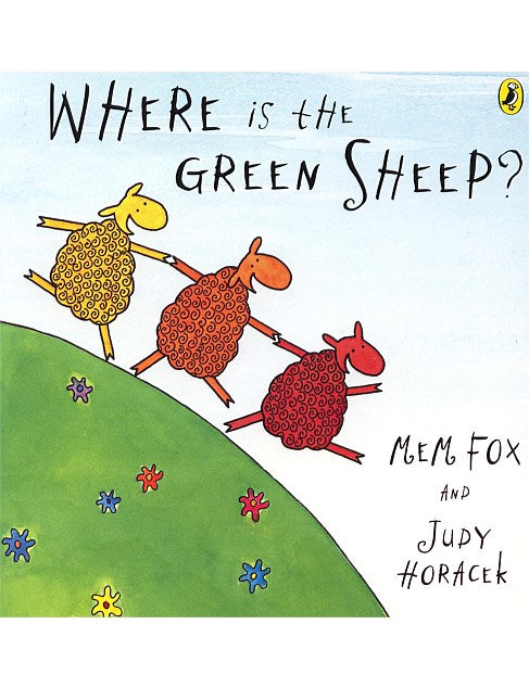 Where is the Green Sheep (Mem Fox)