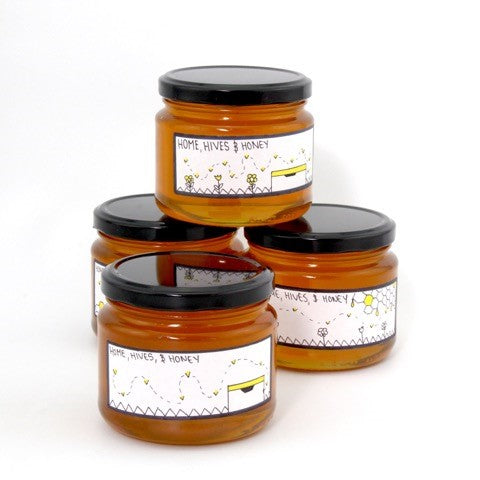 Local Honey by Home, Hives & Honey (400g)