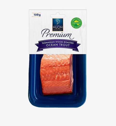 Huon Premium Wood Roasted Trout 150g