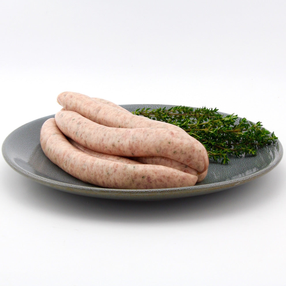 Free Range Chicken Sausages X 6 (approx. 500-550g)