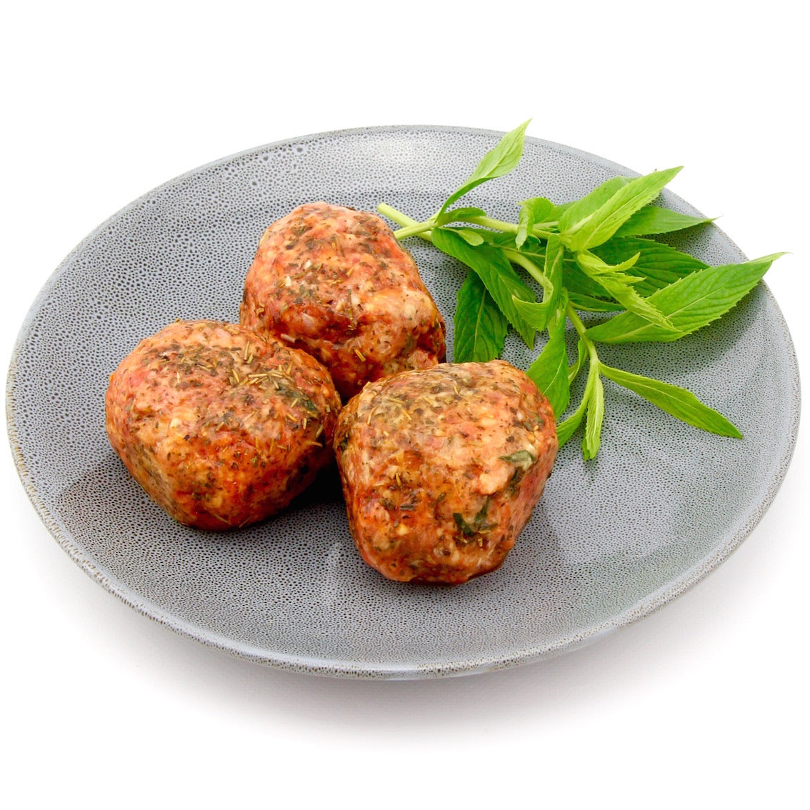 Lamb and Mint Rissoles - Each