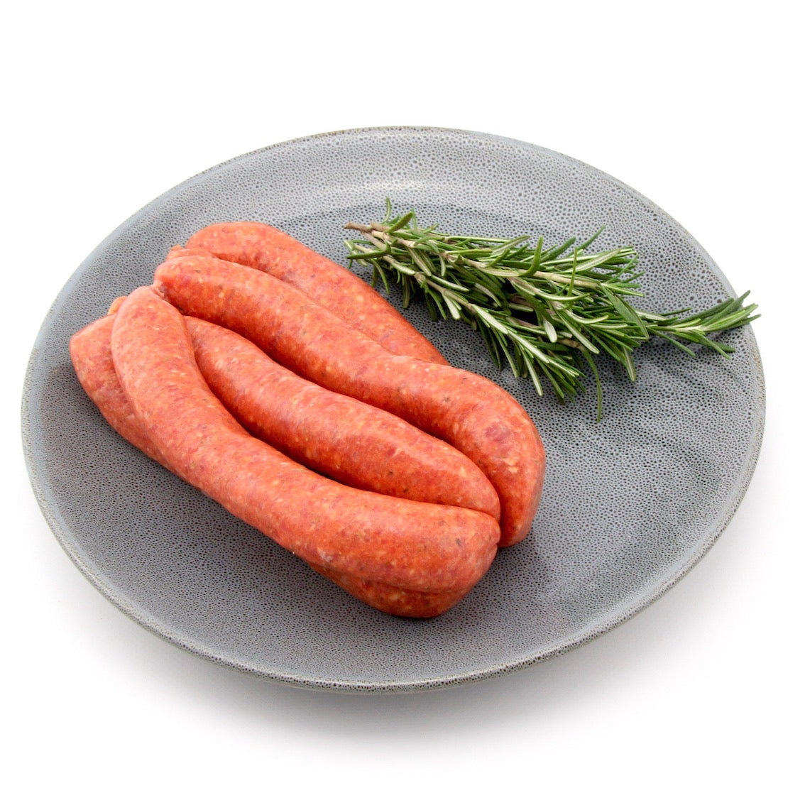 Lamb and Rosemary Sausages X 6 (approx. 500-550g)
