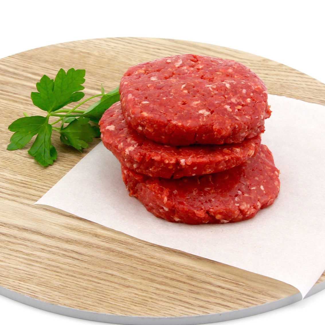 Lean Beef Burger Patties - Each