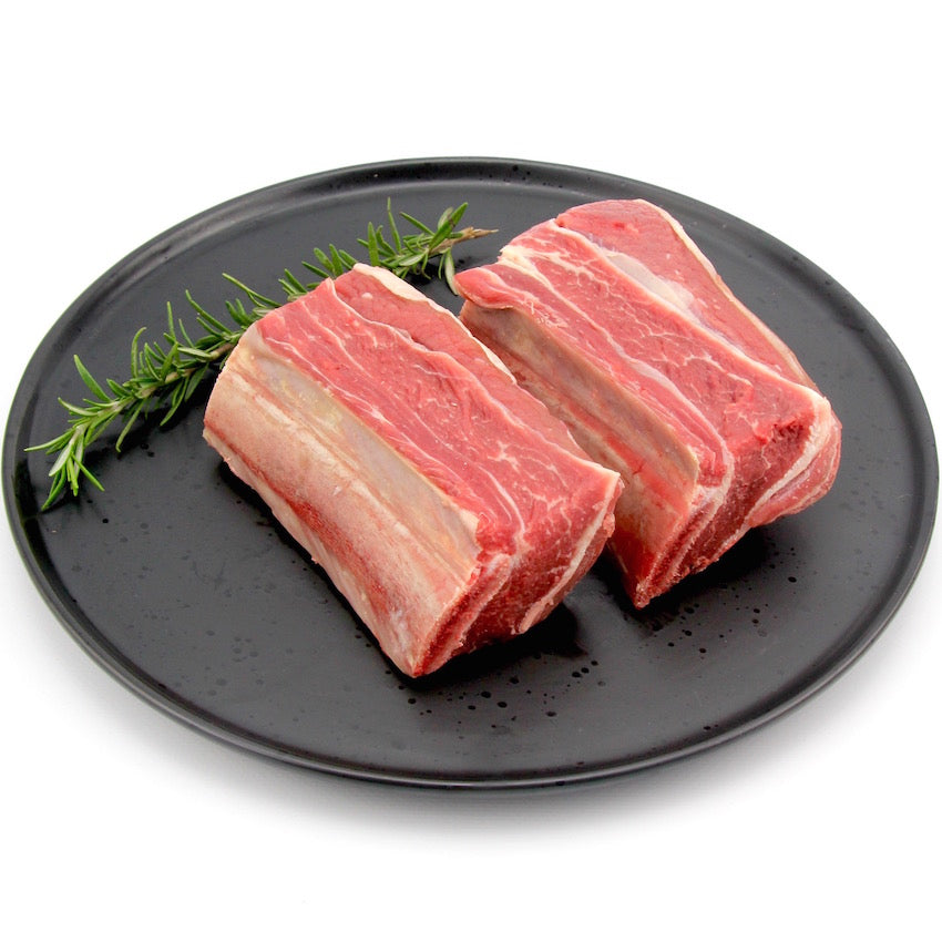 Beef Short Ribs x 2 (approx. 500g)
