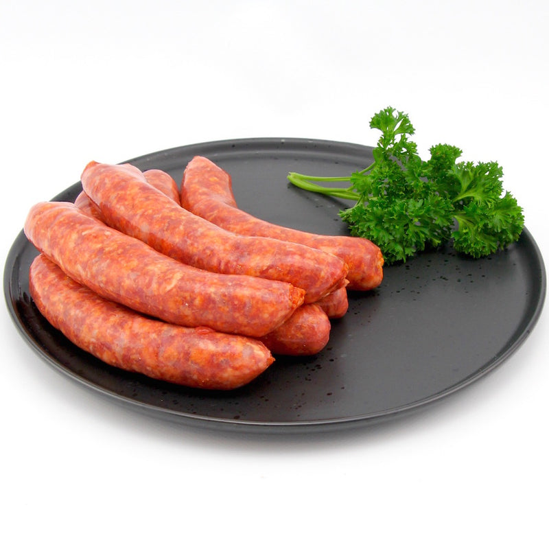 Texas BBQ Smoky and Saucy Sausages (approx. 450g - 500g)
