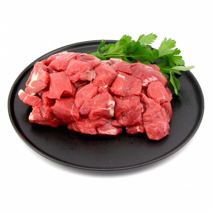 Diced Blade Steak 1kg