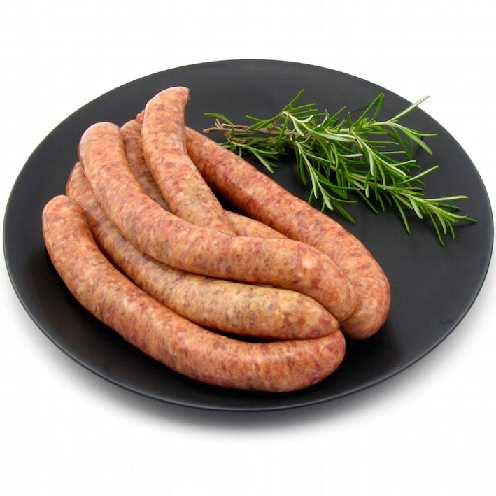 Morrocan Goat Sausages x 6 (approx. 470g - 520g)