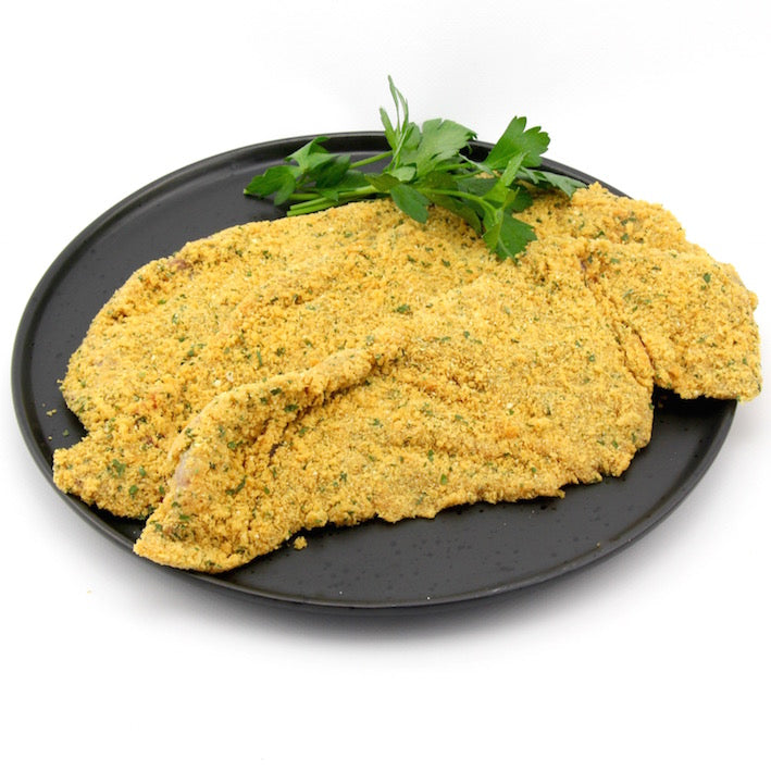 Crumb Veal Schnitzel - Each (approx. 500g - 550g)
