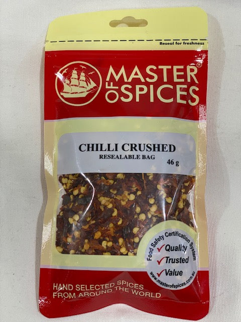 Master of Spices - Chilli Crushed 46g