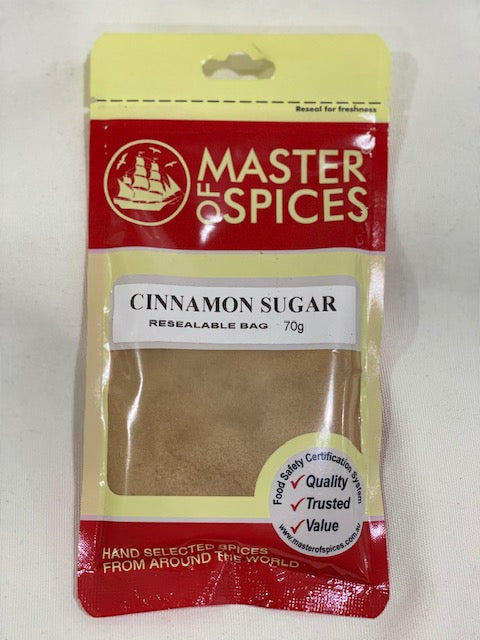 Master of Spices - Cinnamon Sugar 70g