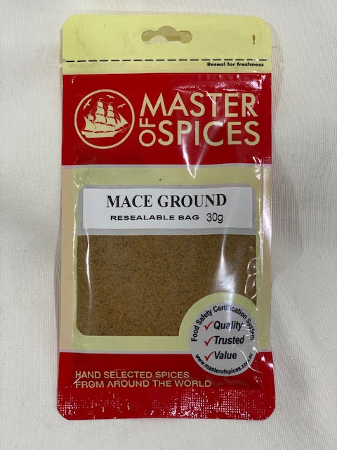 Master of Spices - Mace Ground 30g