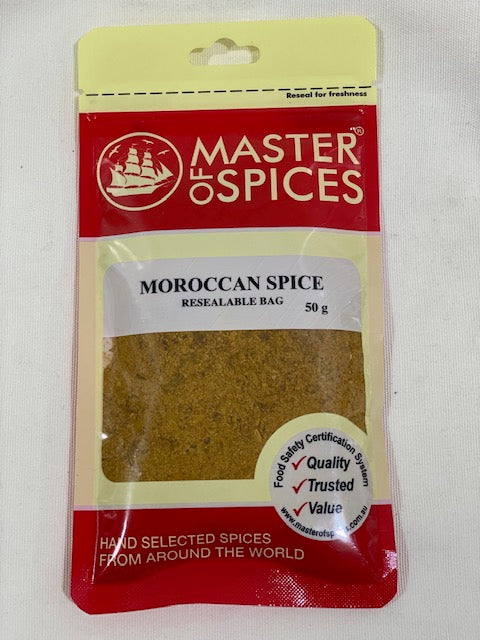 Master of Spices - Moroccan Spice 50g