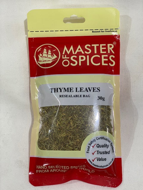 Master of Spices - Thyme Leaves 30g
