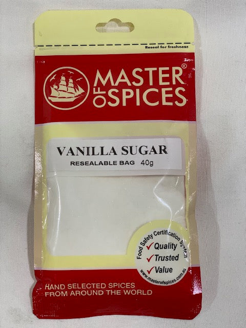 Master of Spices - Vanilla Sugar 40g