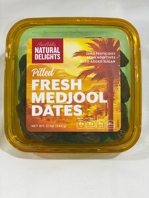 Pitted Medjool Dates 340g