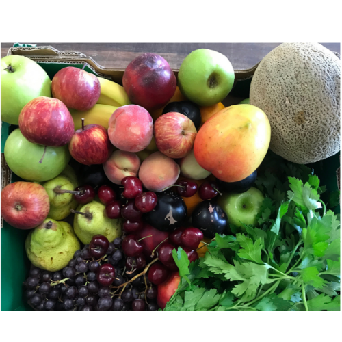 Organic Fruit Box - Large