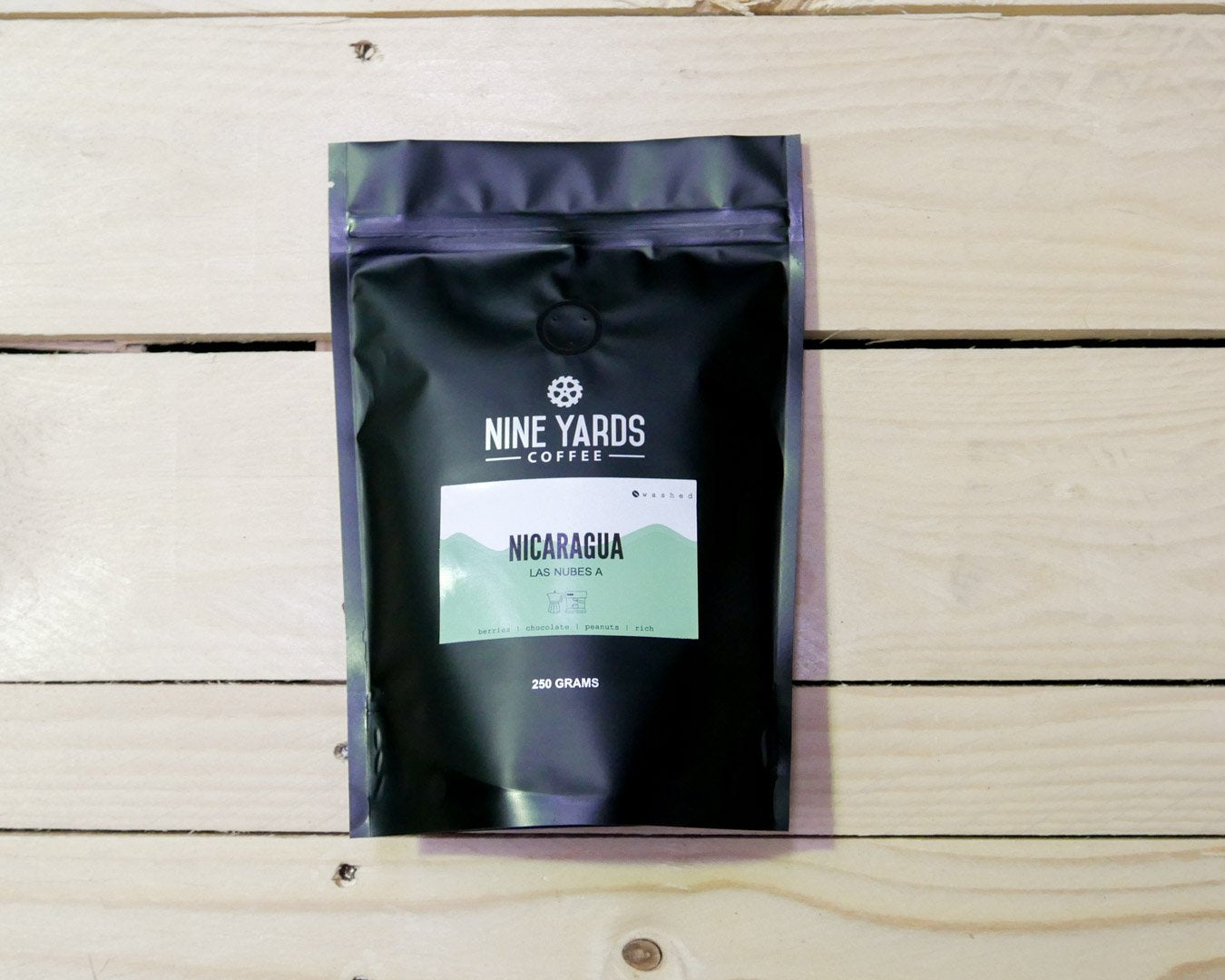 Nicaragua Las Nubes A 250g | Nine Yards Coffee | Northern Beaches, Sydney