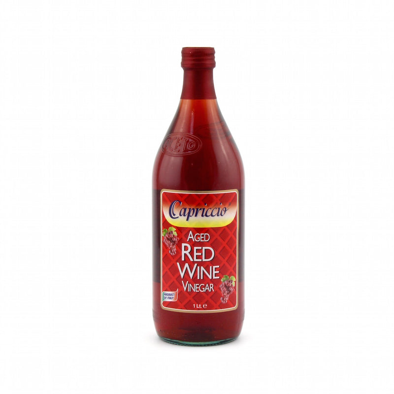 Capriccio Red Wine Vinegar 1L