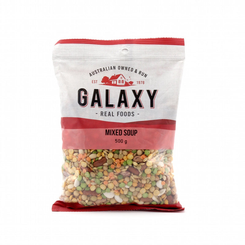 Galaxy Mixed Soup 500g