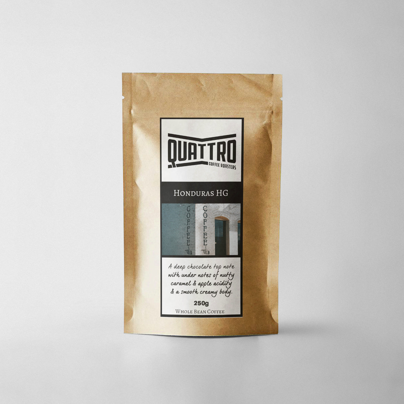 Quattro Single Origin - Honduras - 250g