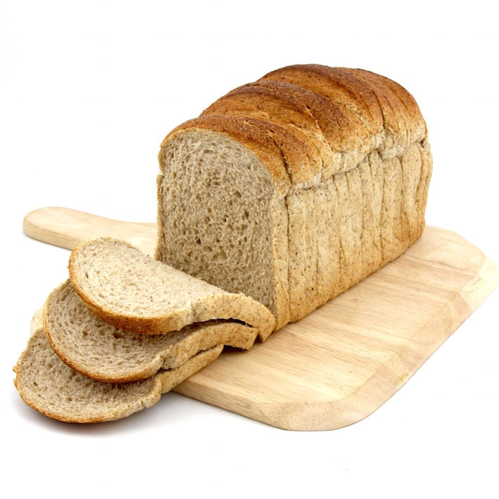 Organic Stoneground Whole Wheat Blend Loaf - Sliced