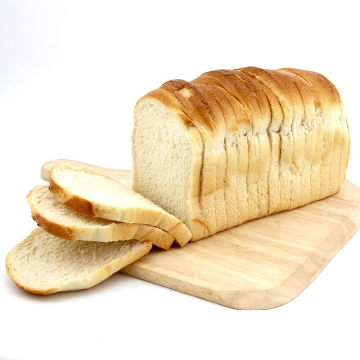 Organic White Loaf - Sliced