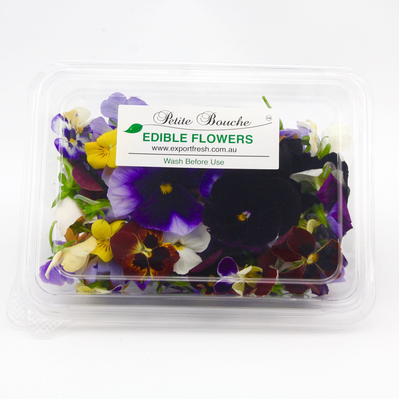 Flowers Edible Medium (Punnet)