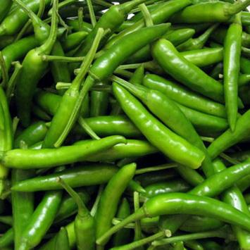 Chilli Large Green (200g)