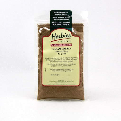 Herbie's Grama Masala Special Blend - 40g