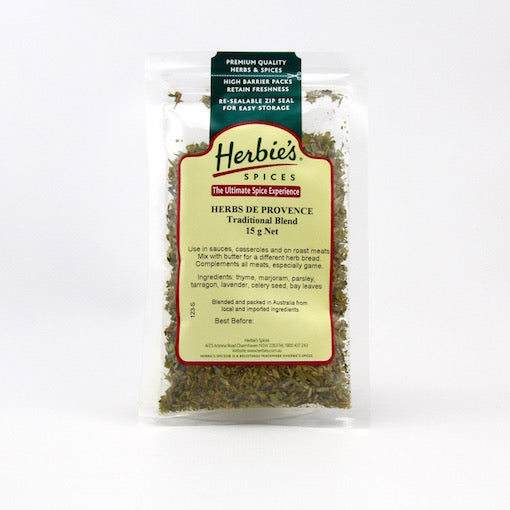 Herbie's Herbs De Provence Traditional Blend - 15g
