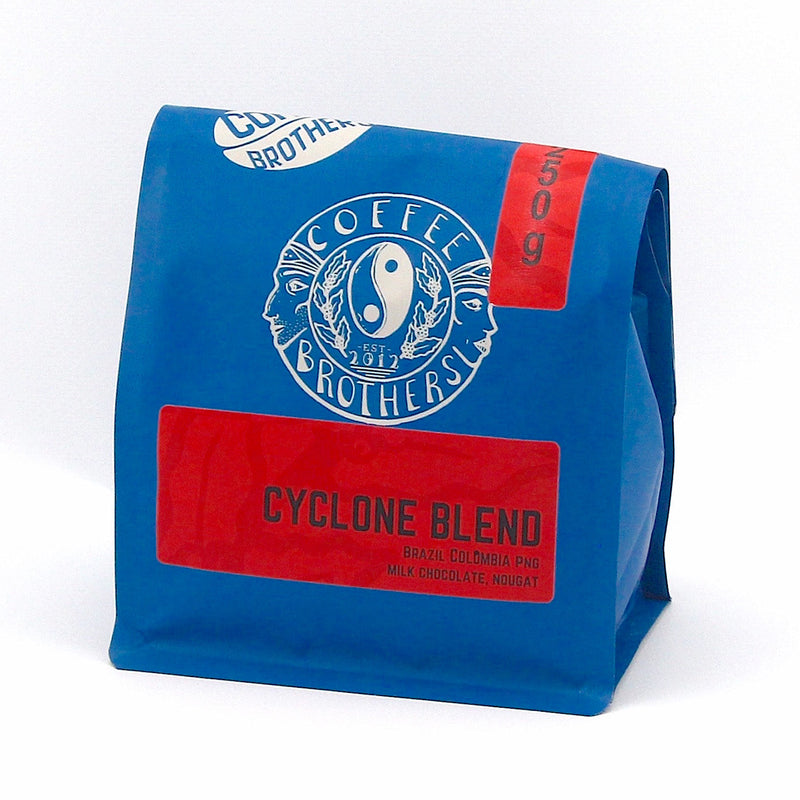 Cyclone Blend - Ground Beans 250g